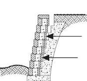 schwergewichtsmauern engineering. Black Bedroom Furniture Sets. Home Design Ideas